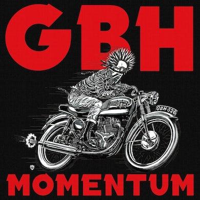 Momentum (Opaque Red) Vinyl Record