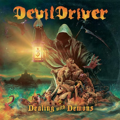 Dealing With Demons I Vinyl Record