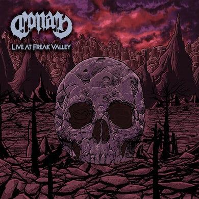 Live At Freak Valley Vinyl Record