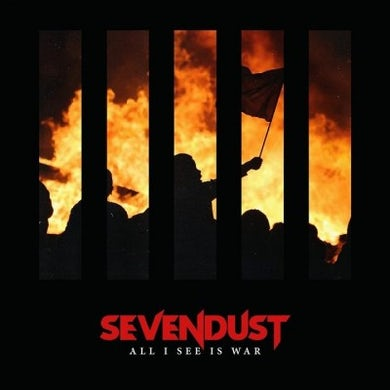 All I See Is War Vinyl Record