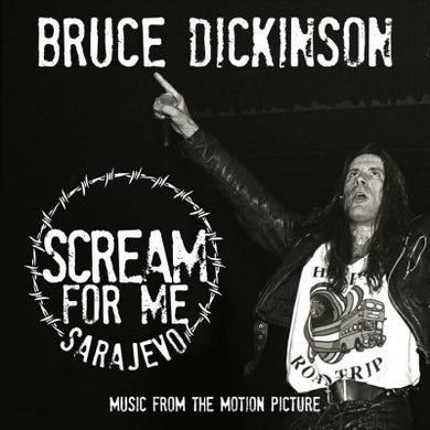 Scream for Me Sarajevo Vinyl Record