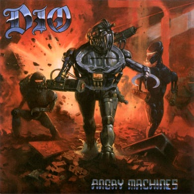 Angry Machines Vinyl Record