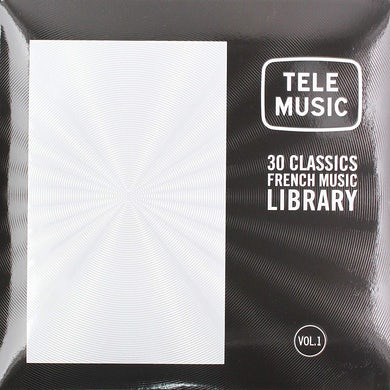 Tele music 30 classics french musi v1 Vinyl Record