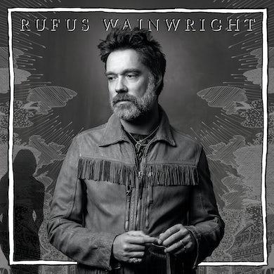 Rufus Wainwright Unfollow The Rules Vinyl Record