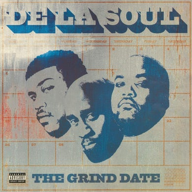 The Grind Date Vinyl Record