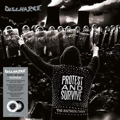 Protest And Survive   Anthology Vinyl Record