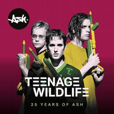 Teenage Wildlife   25 Years Of Ash Vinyl Record