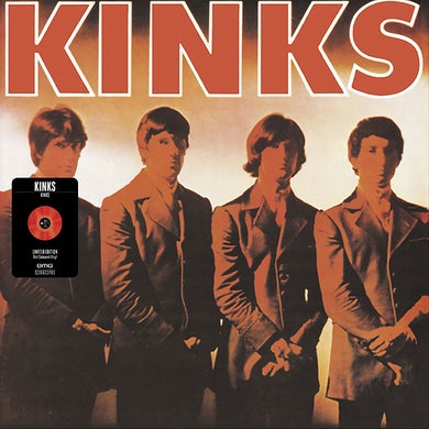The Kinks Vinyl Record