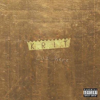 K.R.I.T. Wuz Here Vinyl Record