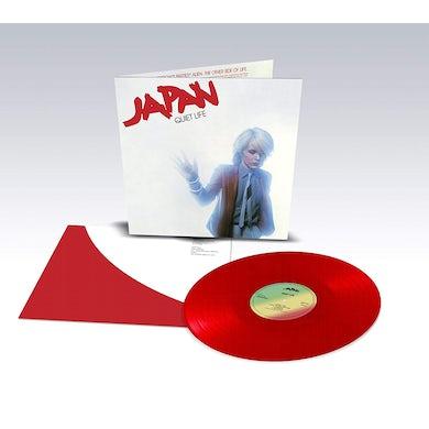 Japan Quiet Life Vinyl Record