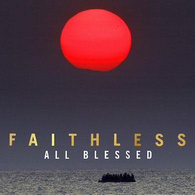 Faithless All Blessed Vinyl Record