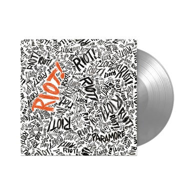 Paramore Riot!  Fbr 25 Th Anniversary Edition  Silver Vinyl Vinyl Record