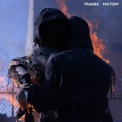 Trauma Factory Vinyl Record