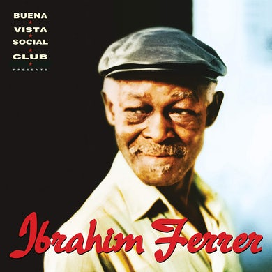 Ibrahim Ferrer Vinyl Record