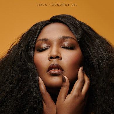 Lizzo Coconut Oil Vinyl Record