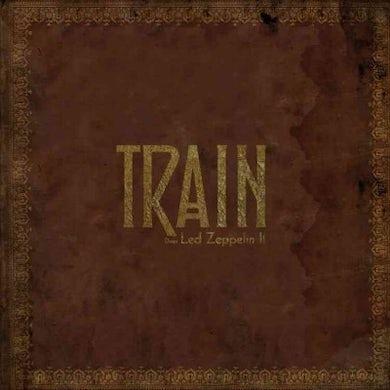 Train Does Led Zeppelin II Vinyl Record