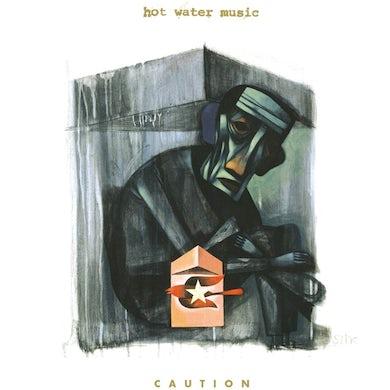 Hot Water Music Caution Vinyl Record