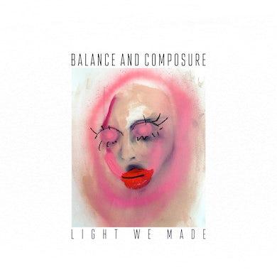 Balance & Composure Light We Made (Limited Edition) Vinyl Record