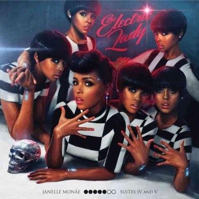 Janelle Monae Electric Lady Vinyl Record