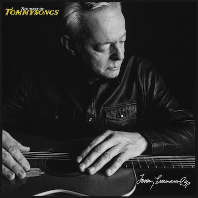 Tommy Emmanuel The Best of Tommysongs Vinyl Record