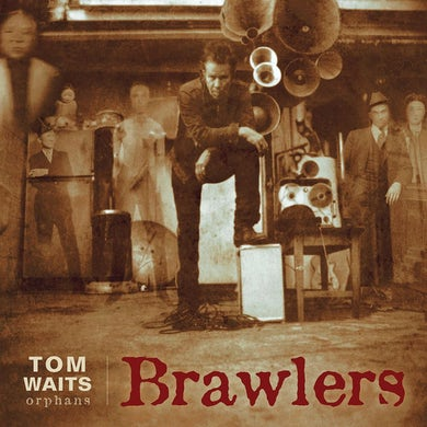 Brawlers Vinyl Record