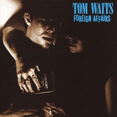 Tom Waits Foreign Affairs Vinyl Record