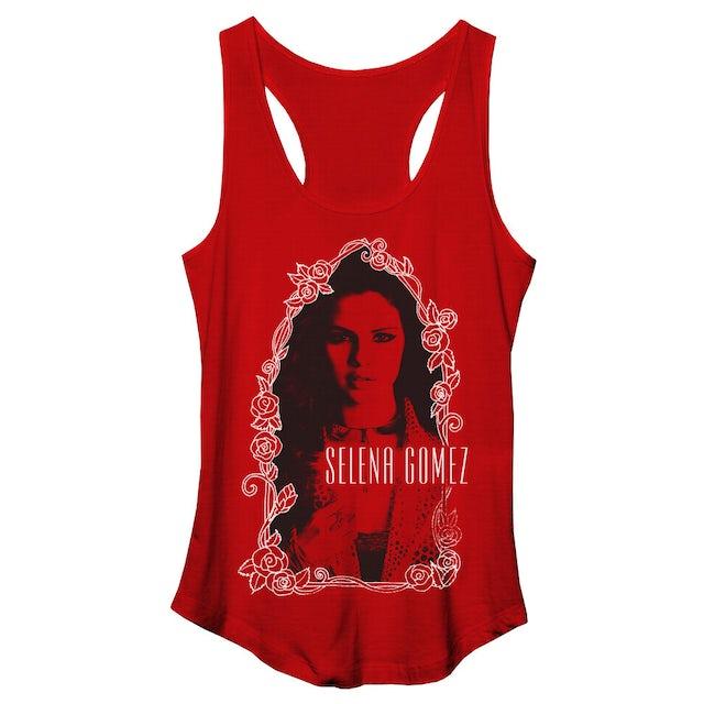 Selena Gomez Stars Dance Photo Tank