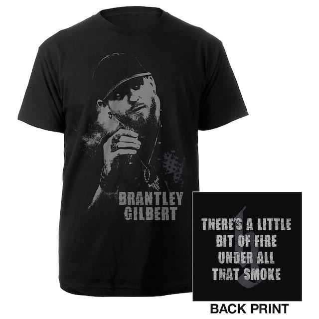 Brantley Gilbert Portrait Shirt