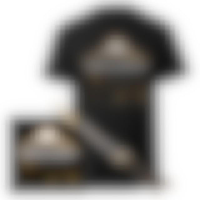 Nickelback No Fixed Address Tee +  CD + Drum Sticks Bundle Exclusive