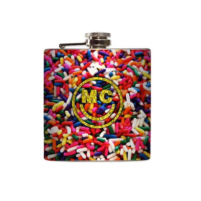 Miley Cyrus Sprinkles Flask