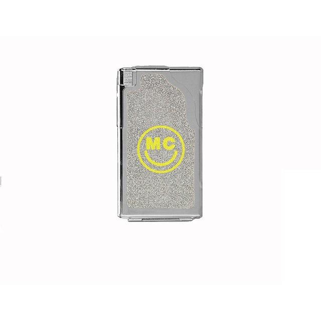 "Miley Cyrus MC Glitter ""J"" Case And Lighter"