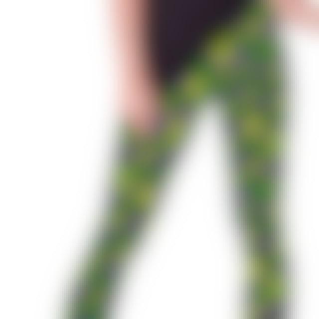 Miley Cyrus Happy Leaf Leggings