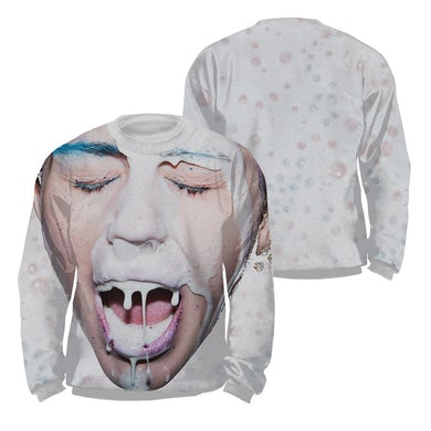 "Miley Cyrus Sweatshirt ""Da Milky Milky"""