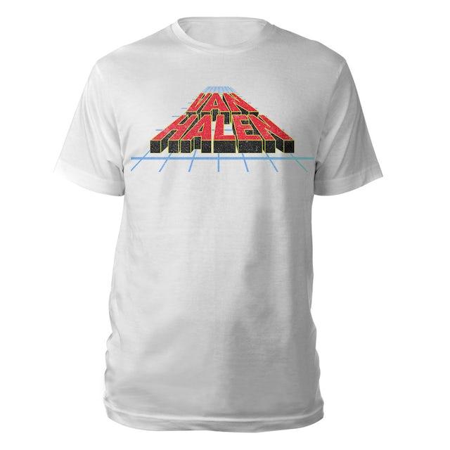 Van Halen Perspective Logo Tee