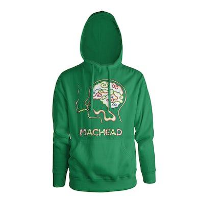 Mac Miller Hoodie   Machead Green Hoodie