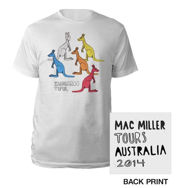 Mac Miller Kangaroo-tiful Shirt