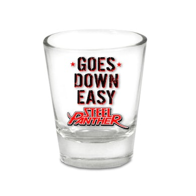 Steel Panther Shot Glass