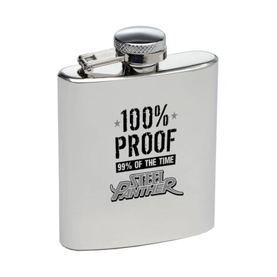 Steel Panther Flask