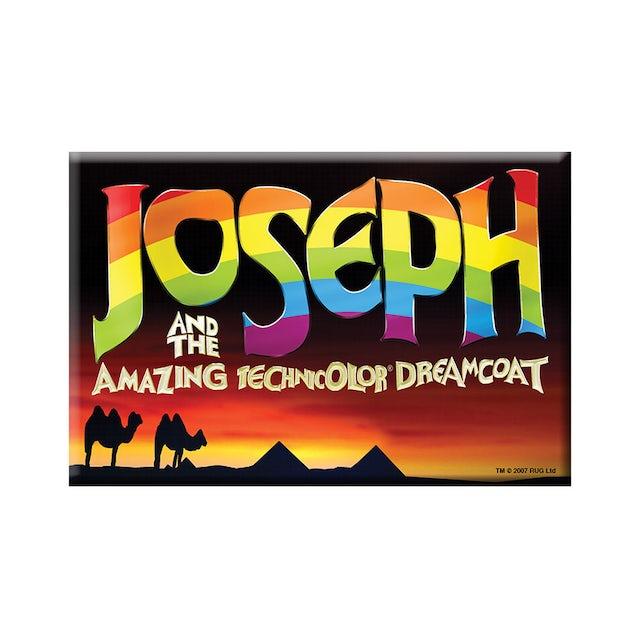 Joseph And The Amazing Technicolor Dreamcoat North America Tour 2014 magnet