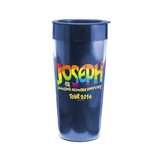 Joseph And The Amazing Technicolor Dreamcoat Joseph Tour 2014 Travel Mug