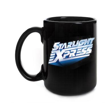 Original Cast: Starlight Express Black Mug