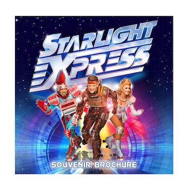 Original Cast: Starlight Express Souvenir Brochure