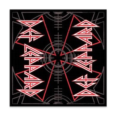 Rock Of Ages Def Leppard Target Bandana