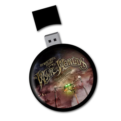 The War Of The Worlds TWOTW USB Stick