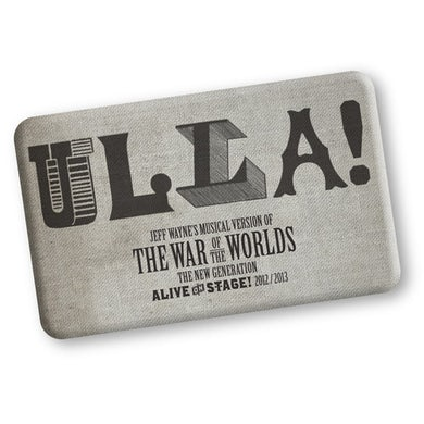 The War Of The Worlds TWOTW Ulla Fridge Magnet