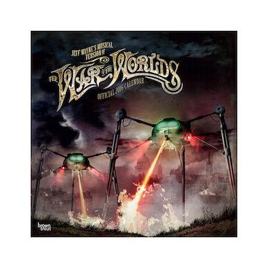 The War Of The Worlds TWOTW Official 2016 Calendar