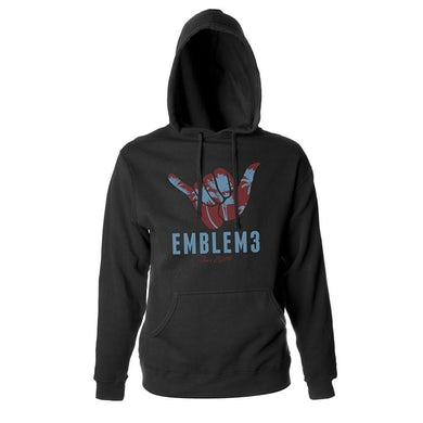 Emblem3 Hang Loose Tour Hoodie
