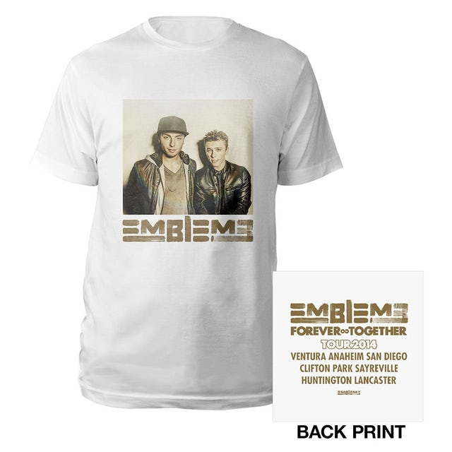 Emblem3 Forever Together Tour Event Tee