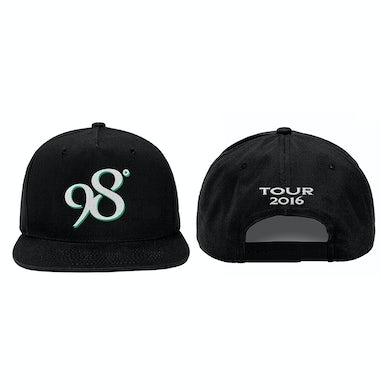 98 Degrees Logo Tour 2016 Hat