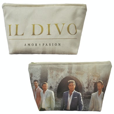 Il Divo Amor & Pasion Cosmetic Bag